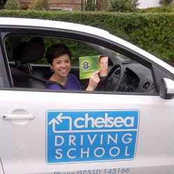Chelsea Driving School Student Pass