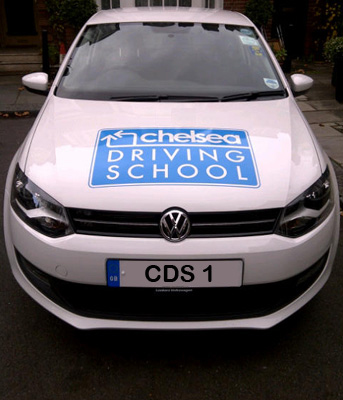 Driving lessons in Kensington