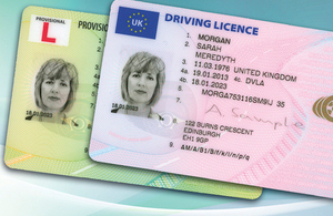 UK Driving License for Overseas License Holders