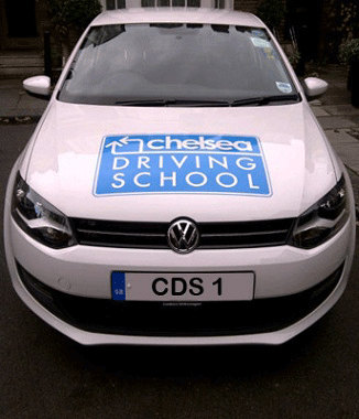 Driving tuition in Mitcham